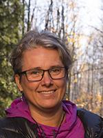 Pernilla Christensen. Foto: Andreas Palmén