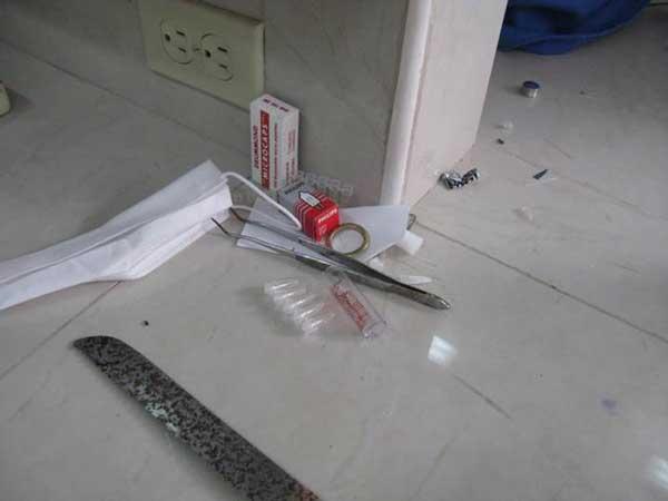 Det saknas fortfarande en labbansvarig som kan upprätthålla labbrutinerna. Foto: Beate Hillmann.